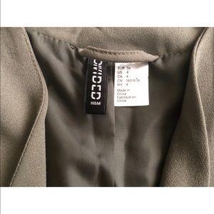 H&M Jackets & Coats - H&M Open Front Blazer